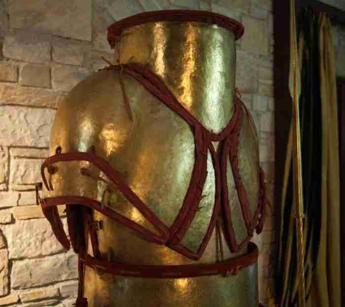 Το «θωρηκτό» της Μυκηναϊκής εποχής. Η αρχαιότερη άθικτη και η πιο πλήρης πανοπλία του πλανήτη είναι Ελληνική!