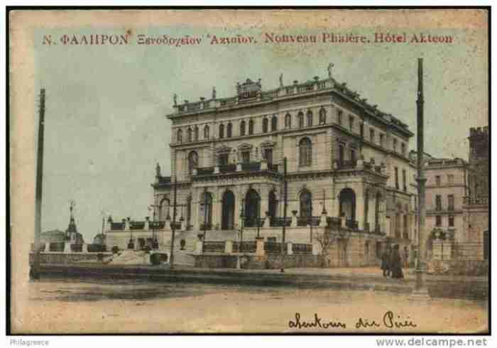 Το κτίριο που βλέπετε δεν βρίσκεται στη Βενετία. Κάποτε ήταν το «κόσμημα» της Αθήνας!