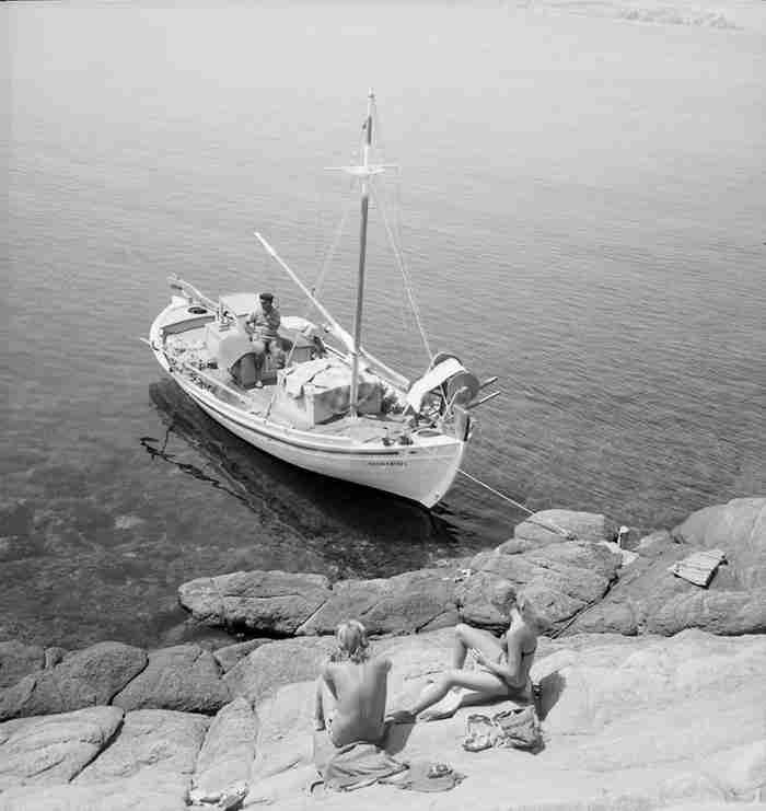 Τα άλλα καλοκαίρια μιας άλλης Ελλάδας. Πριν τα εκατομμύρια τουριστών, τα τάμπλετ και τα social media