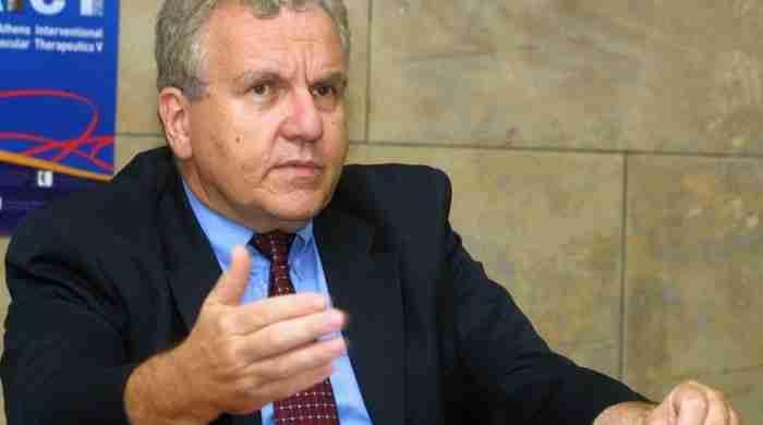 Χριστόδουλος Στεφανάδης: Ο κορυφαίος ερευνητής καρδιολογίας στον κόσμο την τελευταία 20ετια είναι Έλληνας