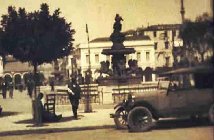 Η Πάτρα του 1933 μέσα από ένα σπάνιο βίντεο-ντοκουμέντο