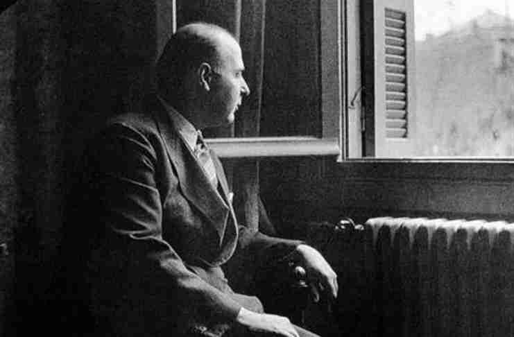 """Γ. Σεφέρης: """"Ο τόπος αυτός που μας εξευτελίζει"""". Ο Έλληνας ποιητής γράφει σαν να είναι σήμερα"""
