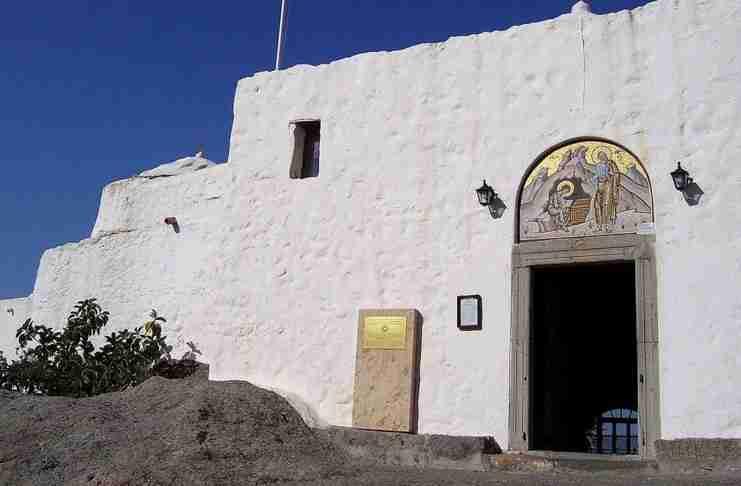 Το Σπήλαιο της Αποκάλυψης: Ένα Μνημείο Παγκόσμιας Κληρονομιάς