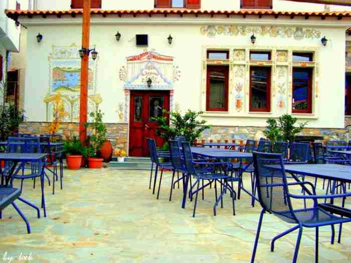 Το χωριό της Ελλάδας με τα υπέροχα αρχοντικά όπου ιδρύθηκε ο πρώτος συνεταιρισμός παγκοσμίως