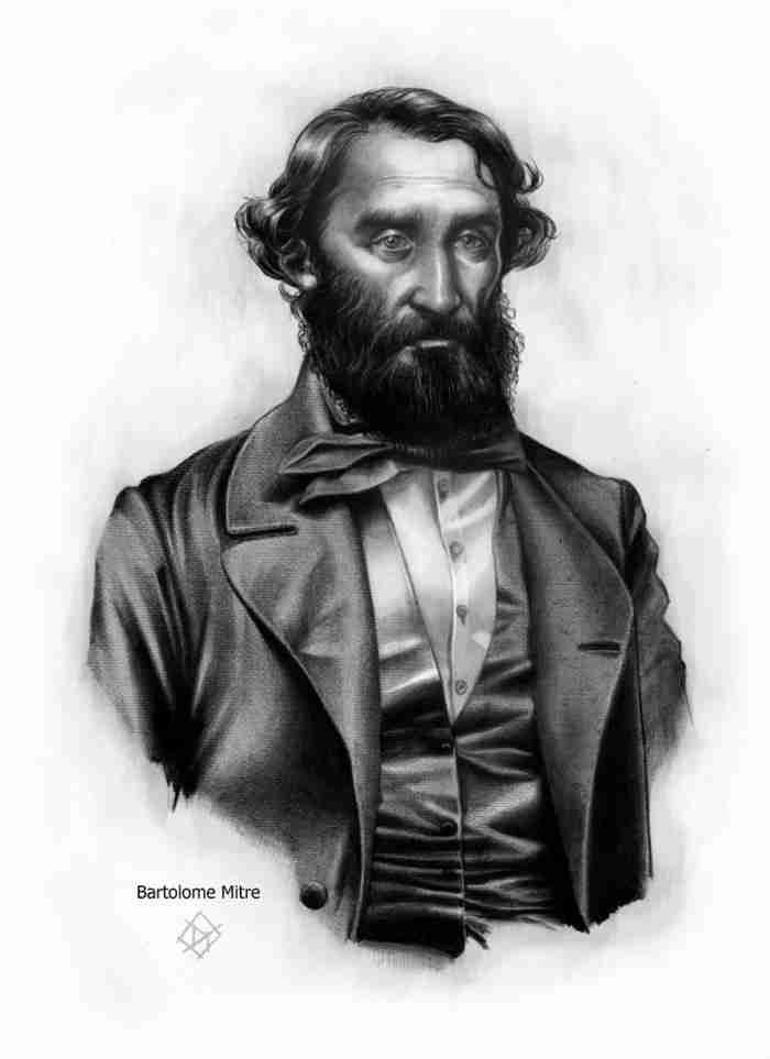 Ο πρώτος Πρόεδρος της Αργεντινής ήταν ένας Έλληνας από την Βόρειο Ήπειρο
