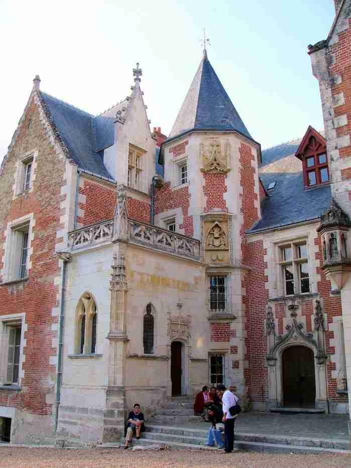 Ο πύργος της Γαλλίας όπου πέθανε ο Λεονάρντο ντα Βίντσι. Απίστευτη ομορφιά