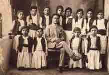 Η πρώτη μέρα στο σχολείο του Νίκου Καζαντζάκη