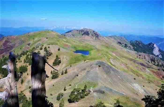 Τα 20 ψηλότερα βουνά της Ελλάδας: Η μαγευτική φύση της τρίτης πιο ορεινής χώρας της Ευρώπης