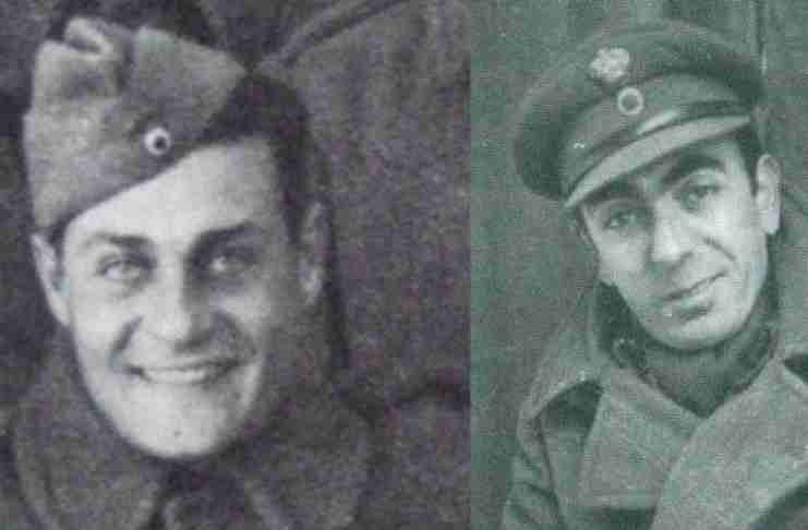 Όταν Κωνσταντάρας και Παπαγιαννόπουλος βρίσκονταν στην πρώτη γραμμή του πολέμου το '40