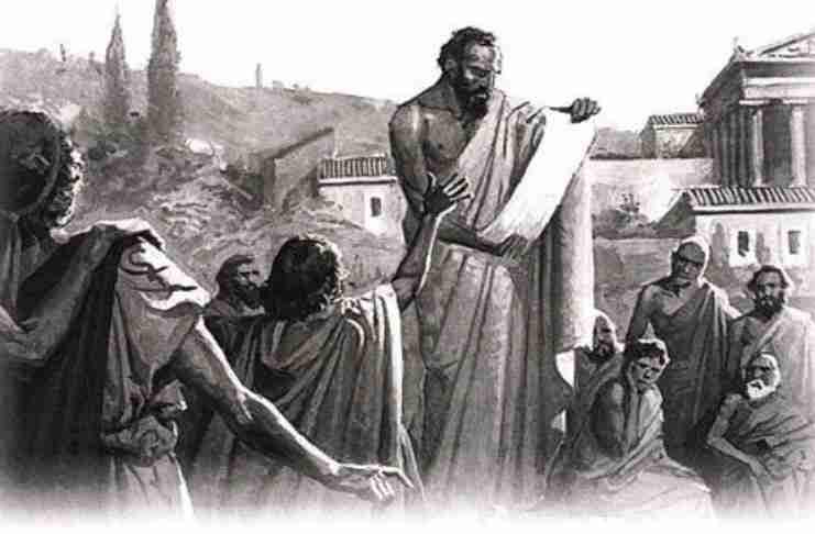 Σόλων ο Αθηναίος: Ο σοφός που πολέμησε την υπερβολή