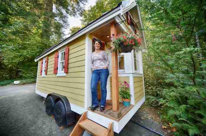 Η μικρή εξοχική κατοικία των 16 τμ που αποδεικνύει ότι δεν χρειάζεσαι τεράστιο χώρο για να έχεις τα πάντα
