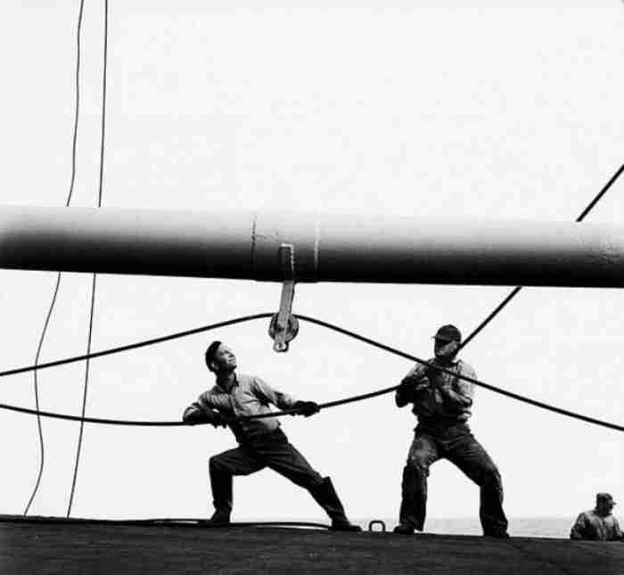 Kόβουν την ανάσα οι φωτογραφίες της Ελλάδας του '50 και του '60 από τον θρυλικό φωτογράφο McCabe
