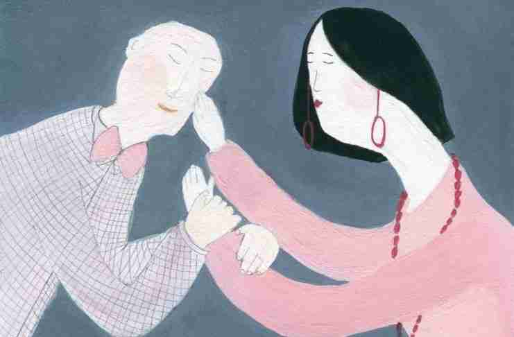 Οι έρωτες που αξίζουν δε φεύγουν. Γίνονται αγάπες