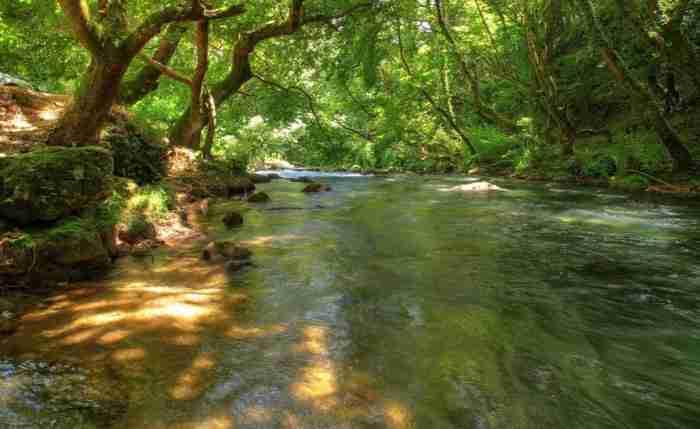 Τα ποτάμια της Ελλάδας: Μύθοι, θρύλοι, παραδόσεις και σπάνια τοπία