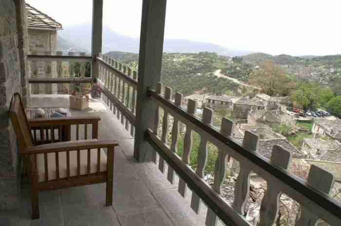 Το παραμυθένιο ξενοδοχείο στην Ήπειρο που βρέθηκε στην πρώτη θέση της Ευρώπης