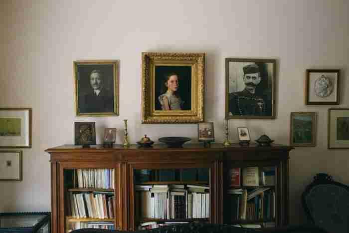 Το ρημαγμένο σπίτι του Παύλου Μελά στην Κηφισιά (φωτογραφίες)