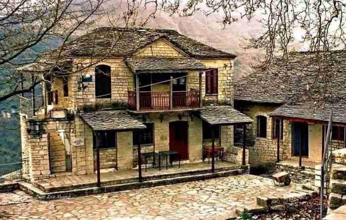 25 ονειρικά σπιτάκια στα βουνά της Ελλάδας που θα θες να μετακομίσεις τώρα