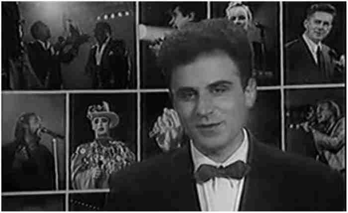 Το θρυλικό «Μουσικόραμα» της ΕΡΤ και ο μύθος του παρουσιαστή του