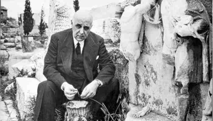 """""""Άρνηση"""": Το ποίημα του Σεφέρη που ερμήνευσε ο Μπιθικώτσης και η απίθανη παρεξήγηση μιας τελείας"""