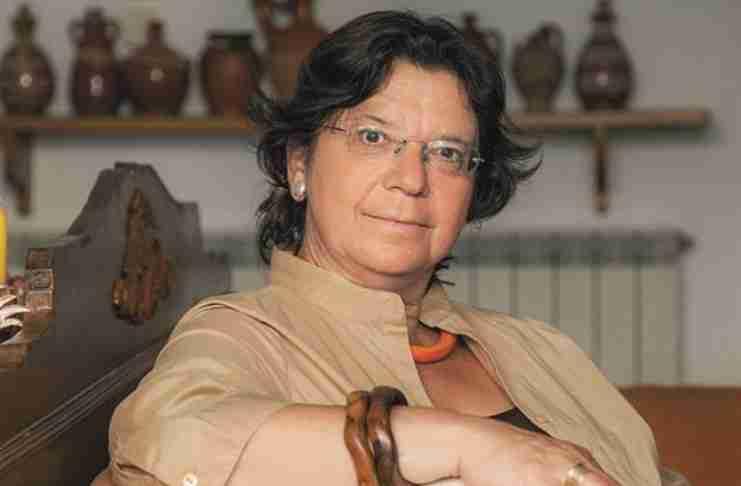 Μαρία Ευθυμίου: «Η εκπαίδευση, όπως όλα στη ζωή, είναι θέμα έρωτα»