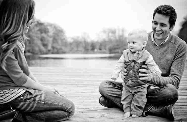 7 μυστικά για να δώσετε στο παιδί σας μια υπέροχη παιδική ηλικία