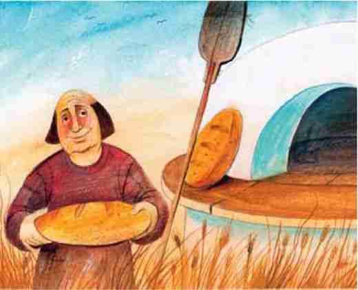 """""""Το πιο γλυκό ψωμί του κόσμου"""": Το λαϊκό παραμύθι από την Κεφαλονιά που αξίζει να διαβάσεις"""
