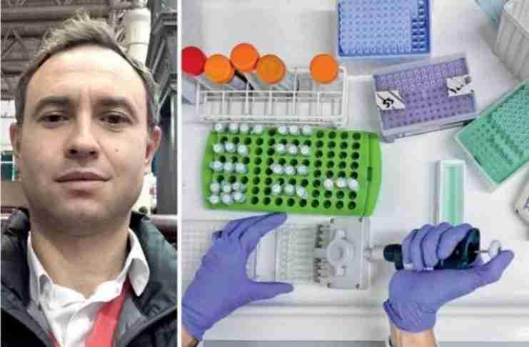 Δημήτρης Καπόγιαννης: Ανακάλυψε τεστ που εντοπίζει το Αλτσχάιμερ 10 χρόνια πριν την εκδήλωση του