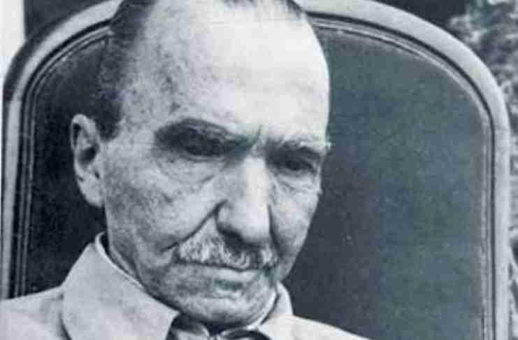 Νίκος Καζαντζάκης: «Η αξία του ανθρώπου είναι να ζητάει το αδύνατο»
