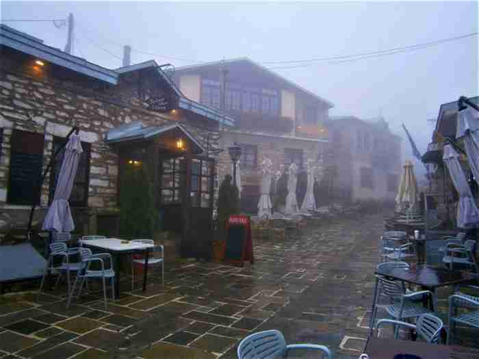 To πιο «σικ» χωριό της Ελλάδας