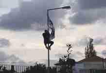 Μαθητής στην Κρήτη πήρε αποβολή γιατί ύψωσε σημαία στο σχολείο του