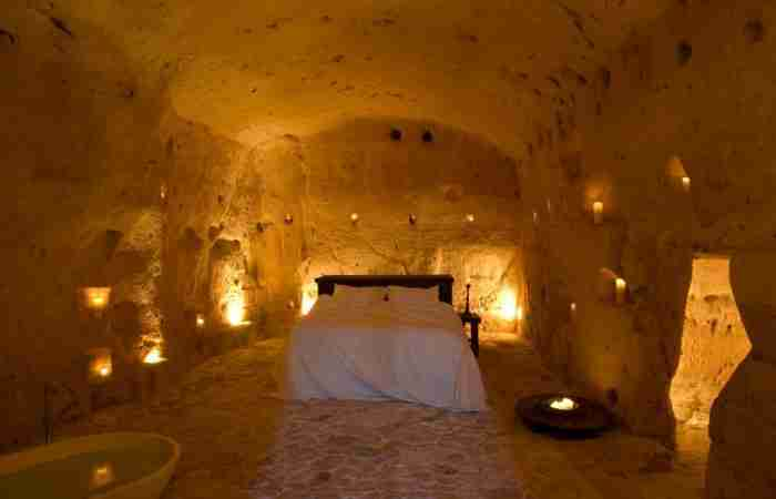 Εύκολα παρατούσες το σπίτι σου γι' αυτή τη σπηλιά
