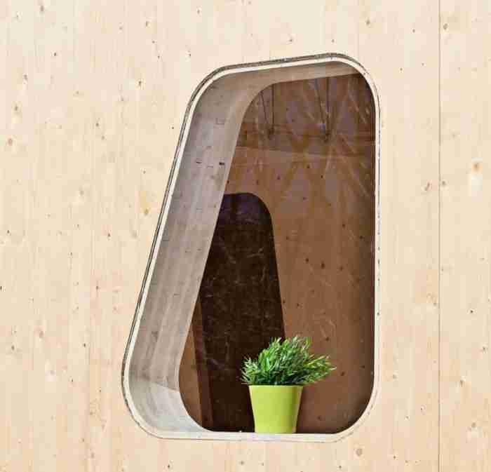 Αρχιτεκτονική εταιρεία σχεδίασε ένα απίθανο φοιτητικό σπίτι 10 μόλις τετραγωνικών
