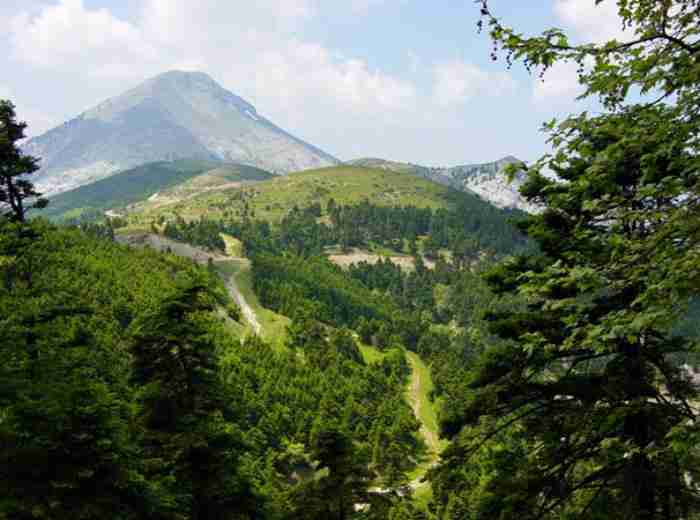 Το ωραιότερο χωριό της Εύβοιας απέχει μόλις 90 λεπτά από την Αθήνα και θυμίζει.. παραμύθι