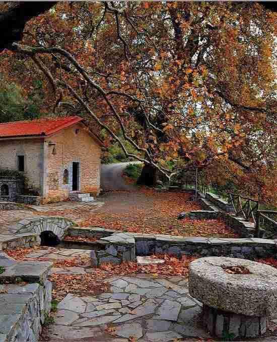 Η αρχαιότερη βιβλιοθήκη της Ελλάδας βρίσκεται σε ένα ορεινό χωριό μόλις 342 κατοίκων