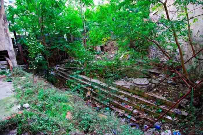 Ο Παρθενώνας της Θεσσαλονίκης: Ένα μνημείο ανυπολόγιστης αρχαιολογικής σημασίας κρύβεται στην καρδιά της Θεσσαλονίκης