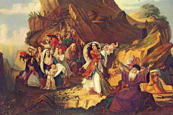 214 χρόνια μετά τον Χορό του Ζαλόγγου: Πτήση πάνω από τον ιστορικό βράχο (βίντεο)