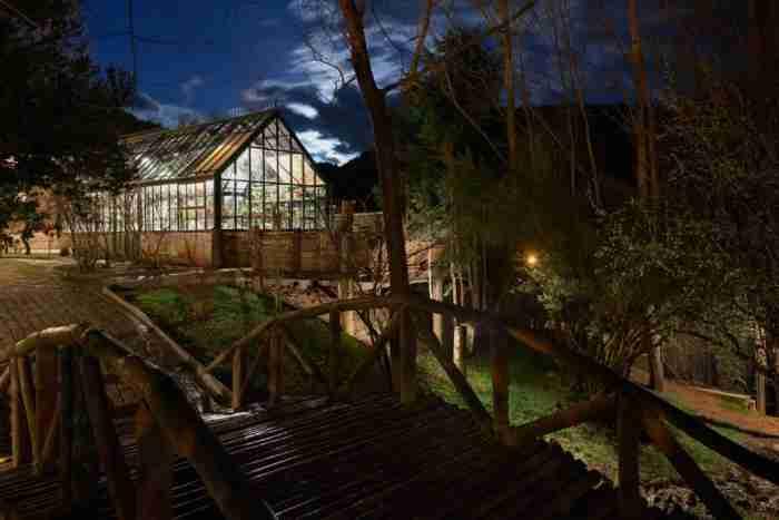 Tο απόλυτο resort για να χαρείς την ελληνική φύση