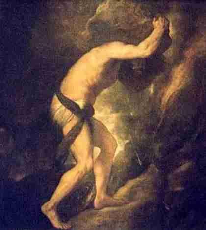Ο μύθος του Σίσυφου: Ο θνητός που έγινε το σύμβολο της ανθρώπινης μοίρας