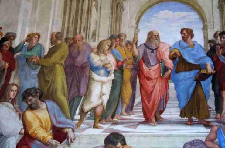 Ιστορικό ανέκδοτο: Το μυστικό του Σωκράτη για να μην ενδύεσαι τις προσβολές των άλλων