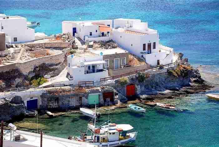 """""""Ένας φανταστικός προορισμός"""": Telegraph και TIME προτείνουν ένα τοσοδούλικο νησί-έκπληξη για το 2018"""