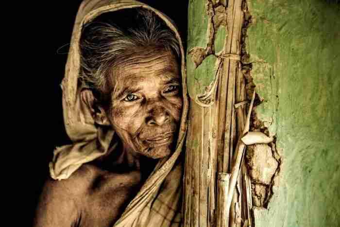 Τα γηρατειά σε 15 συγκλονιστικές φωτογραφίες