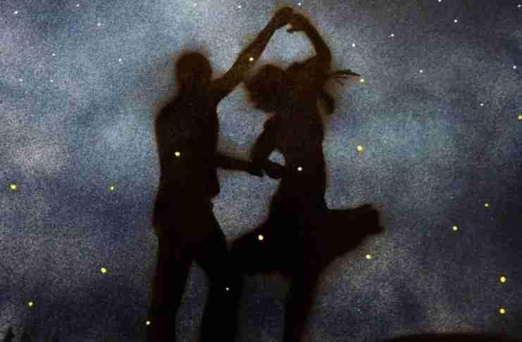 """Δημήτρης Λιαντίνης: """"Κάθε φορά που ερωτεύονται δύο άνθρωποι, γεννιέται το σύμπαν"""""""