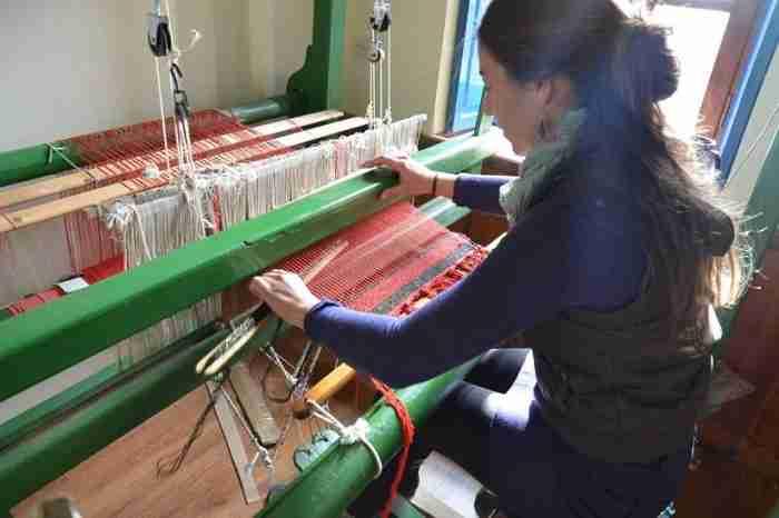 Ελαφότοπος Ζαγορίου: Η Ρόκκα της Λένας …Και η Λένα της Ρόκκας
