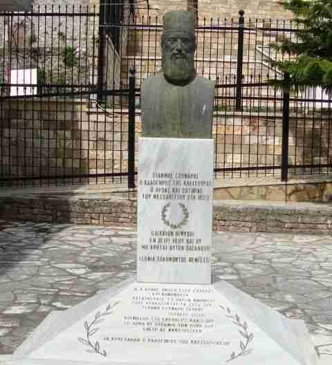 Γιάννης Γούναρης: ο Έλληνας που θυσίασε γυναίκα, παιδιά και γονείς για να σώσει το Μεσολόγγι το 1822.