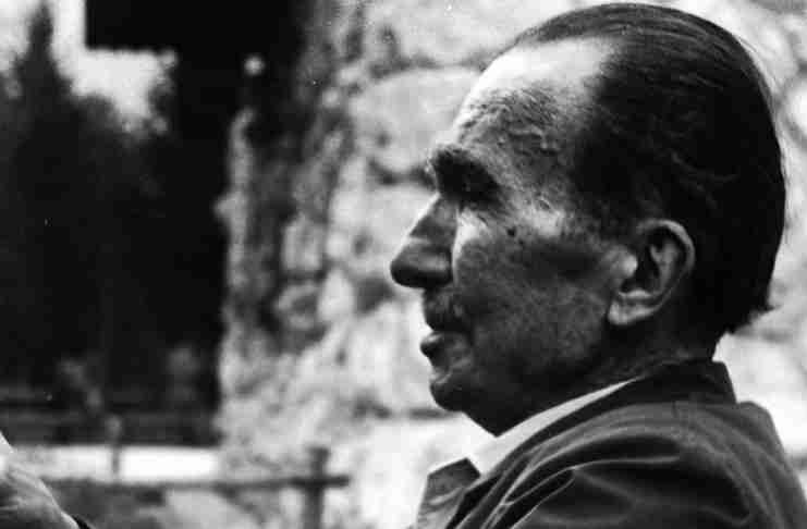 """""""Η μάνα μου, μια άγια γυναίκα"""": Ο Νίκος Καζαντζάκης συγκινεί περιγράφοντας τη μητέρα του"""
