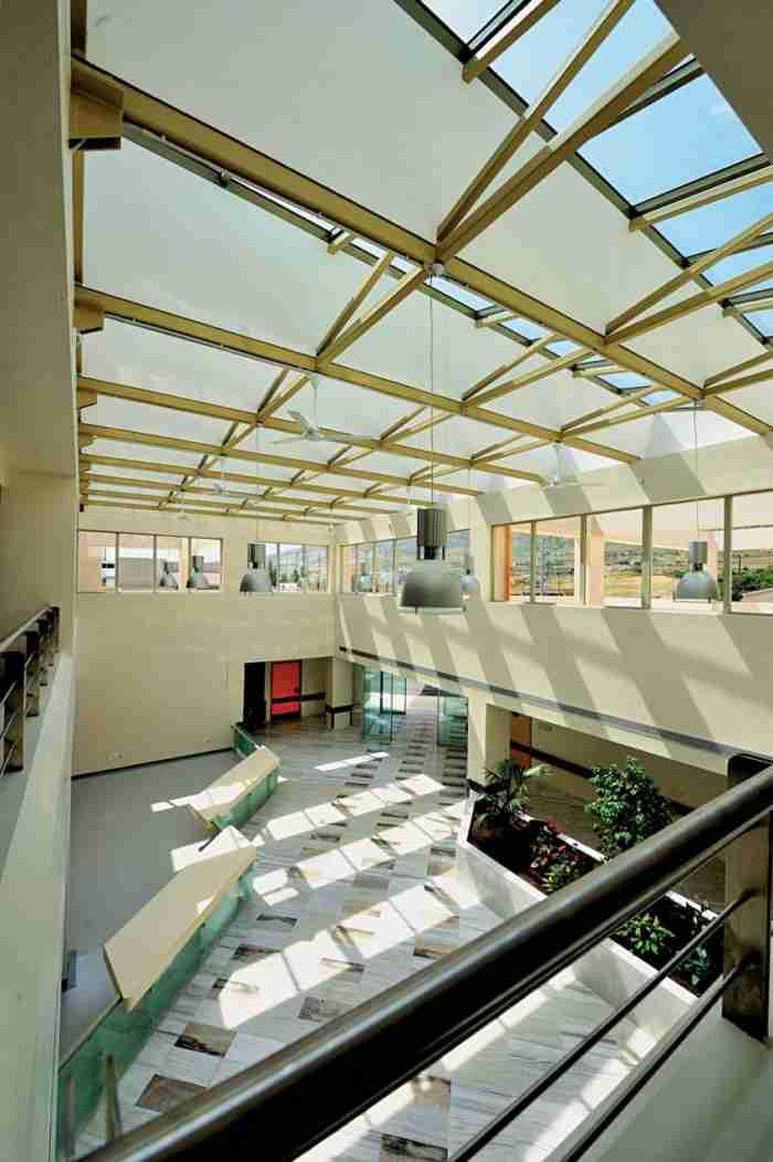 Tο πιο εντυπωσιακό Κέντρο Υγείας της Ελλάδας θυμίζει.. μουσείο