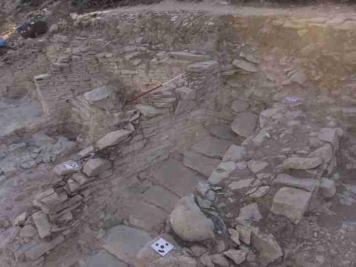 Cambridge: Στην Κέρο, η αρχιτεκτονική ήταν εφάμιλλη των Μυκηνών αλλά.. 1.000 χρόνια νωρίτερα