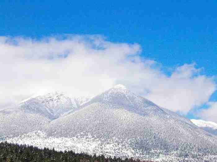 Η πιο κρύα περιοχή της Ελλάδας βρίσκεται στο Μαίναλο: Εξωπραγματικές θερμοκρασίες -35 το χειμώνα και -13 την άνοιξη