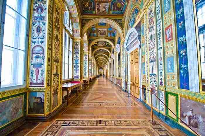 Το μεγαλύτερο μουσείο του κόσμου διαθέτει 3 εκατομμύρια έργα τέχνης