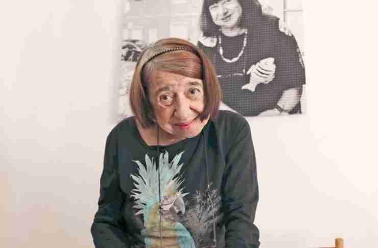Κατερίνα Αγγελάκη-Ρουκ: «Φοβάμαι ότι χάνουμε τη γλώσσα μας»
